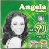 CD Angela Similea – Anii 70 Vol. 2, original