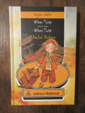 Oliver Twist-Charles Dickens (editie bilingva ,cartonata)