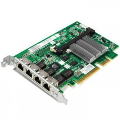 Placa de retea second hand Gigabit HP NC375i Quad Port