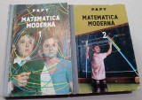 Papy Matematica moderna, 2 volume 1967 1969