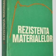 Rezistenta materialelor - Ioan Deutsch IMPECABILA !