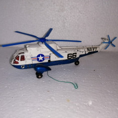 bnk jc Dinky 724 Sea King Helicopter