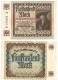 bancnote 5000 mark 1922 -Germania