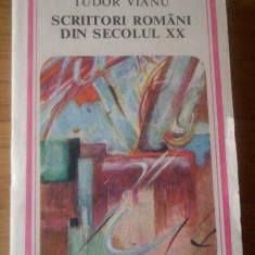 Scriitori Romani Din Secolul Xx - Tudor Vianu ,309710