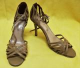 Argentina Pantofi tango nude High class
