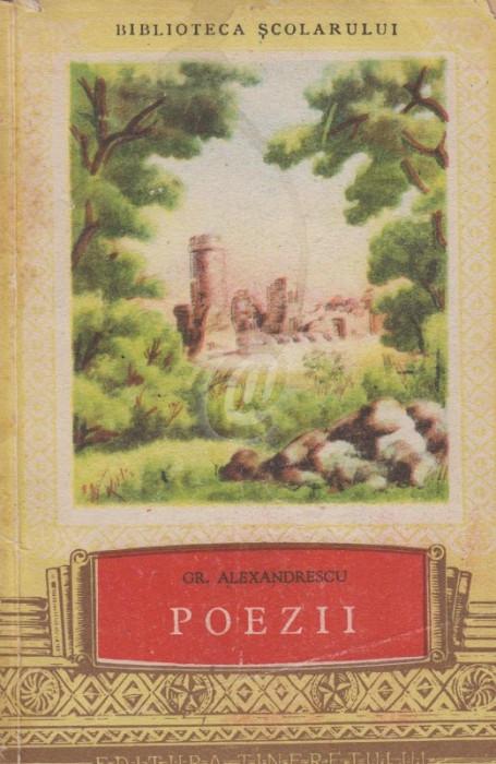 Poezii (Alexandrescu - Editia I)