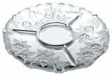 Platou sticla Walther Glas Carmen 32cm