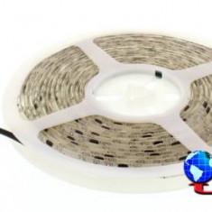 Banda led flexibila 60led, rezistent la apa,12V-60GN3528/CON,Well