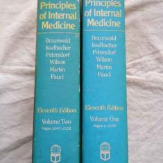 Harrison's Principles Of Internal Medicine Vol.1-2(eleventh E - Colectiv ,272972
