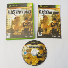 Joc Xbox Classic - Delta Force Black Hawk Down