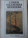 LIRICA FRANCEZA MODERNA - FLORILEGIU DE C.D. ZELETIN