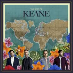 Keane The Best Of Keane (cd)