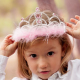 Coroniță pentru Fetițe Prințesă