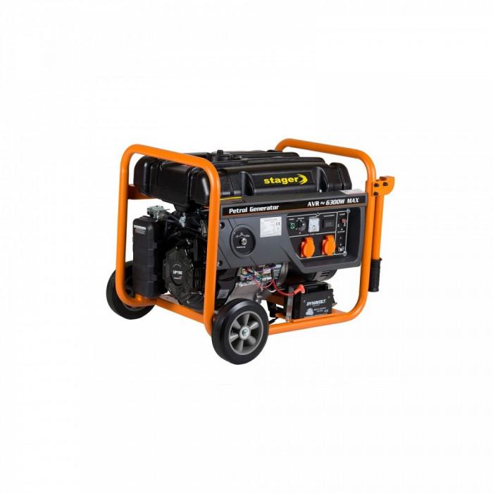 Generator curent Stager GG 7300EW – benzina