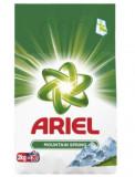 Detergent Ariel Mountain Spring, 20 spalari, 2 kg