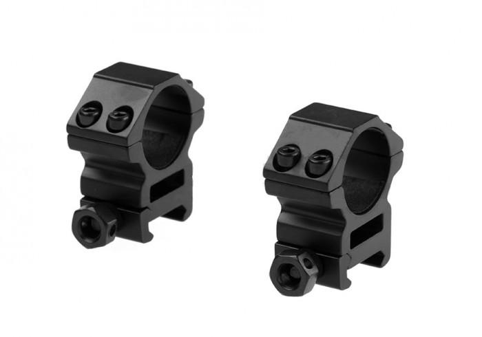 Inele de montare medii 25.4mm Pirate Arms