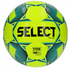 Mingi de fotbal Select Team FIFA Ball TEAM YEL-GRE galben