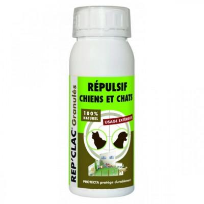 REP-CLAC granule repulsive pentru caini si pisici - 240 g foto