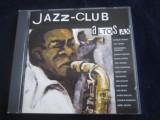 various - Jazz Club. Alto Sax _ cd,compilatie _ verve ( 1989,  Germania )