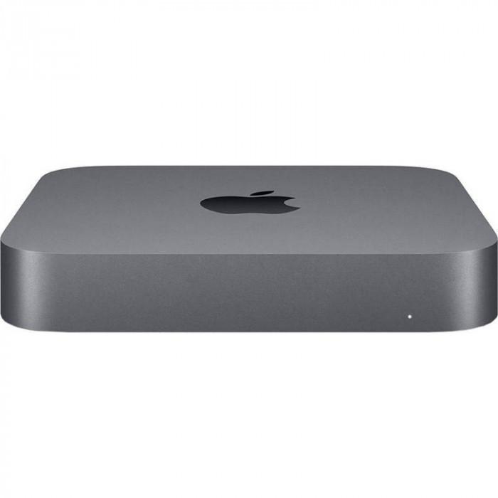 Sistem desktop Apple Mac Mini Intel Quad Core i3 3.60GHz 8GB DDR4 128GB SSD Intel UHD Graphics 630 Space Grey INT