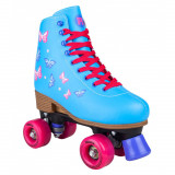 Patine cu rotile reglabile Rookie Blossom Blue