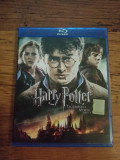 Harry Potter and the Deathly Hallows: Part 2 Blu-ray subtitrat in romana, BLU RAY, warner bros. pictures
