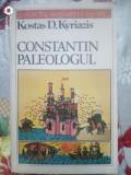 Constantin paleologul-Kostas D.Kyriazis
