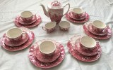 Set - ceai / cafea - port. Englezesc - Johnson Bros - Castle Story - 6 persoane, Seturi