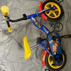 Bicicleta copii 3-4 ani