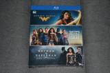 Film: DC 3 Film Collection [3 Filme - 3 Discuri Blu-Ray] Italian Edition, BLU RAY, Engleza, warner bros. pictures