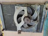 Radiator + Ventilator aer Rover 214 220