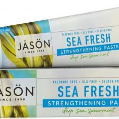 Pasta de dinti Sea Fresh,Intarirea Dintilor, Jason