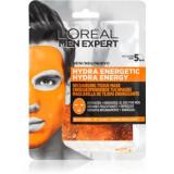 L'Oréal Paris Men Expert Hydra Energetic mască textilă hidratantă pentru barbati