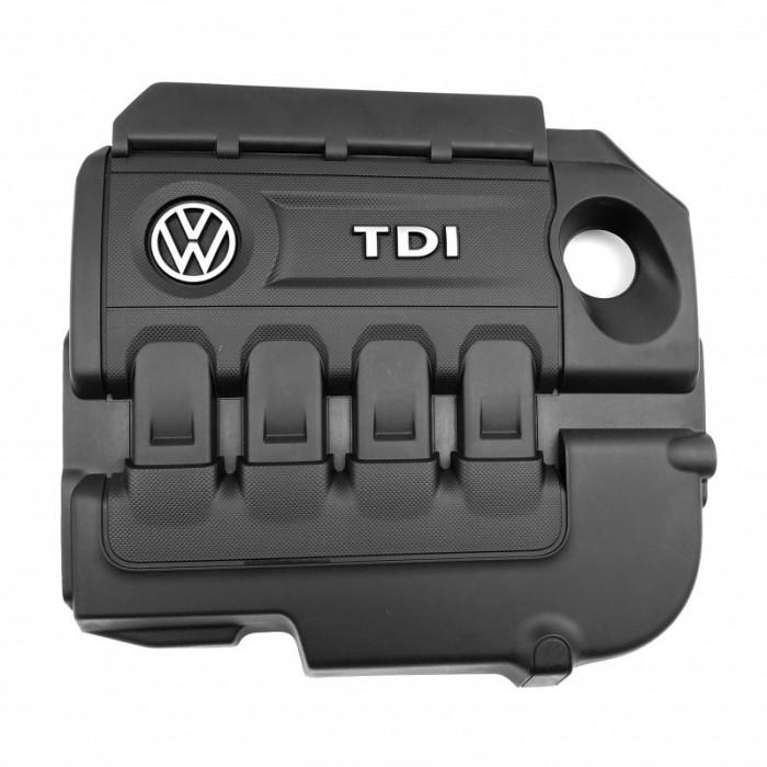 Dezmembrari Capac Motor Oe VW Passat B8 2014→ 2.0 TDI 04L103925Q Scris Crom