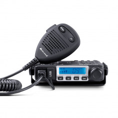 Aproape nou: Statie radio CB Midland M-MINI USB, Squelch digital, 40 canale AM/FM,