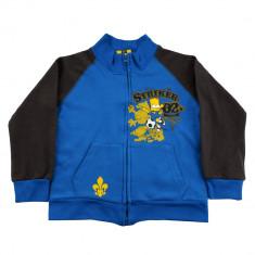 Hanorac The Simpsons, Albastru/Gri, pentru baieti