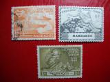BARBADOS 1949 UPU, Stampilat