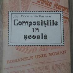 COMPOZITIILE IN SCOALA - CONSTANTIN PARFENE
