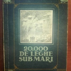 20.000 de leghe sub mari- Jules Verne
