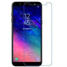 Folie Sticla Samsung Galaxy A6 2018 Flippy Transparent