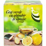 Ceai Verde cu Ghimbir si Lamaie 20dz