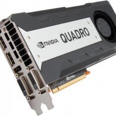Placa Video HP NVIDIA Quadro K6000, 12 GB GDDR5, 384-bit