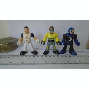 bnk jc Lot 3 figurine