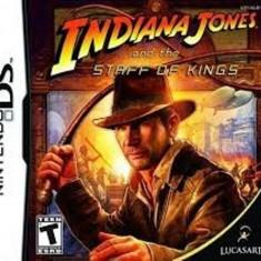 Joc Nintendo DS Indiana Jones and the Staff of kings