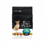 Pro Plan Adult Small & Mini cu Pui, Purina Pro Plan