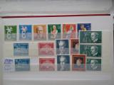 1958-1959-Saarland-13 seturi- MNH-Perfect, Nestampilat