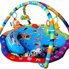 Saltea de joaca muzicala Sea World