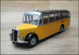 Macheta autobuz Saurer L4C (1949) 1:43 IXO