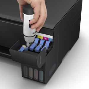 Multifunctionala Epson L3111 color, format A4, CISS integrat, USB