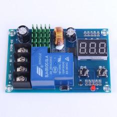 Modul regulator releu incarcare baterie acumulator rulota 12V 24V 36V 48V 60V foto